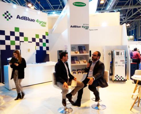 """Andamur participa en el Foro de debate """"Motor y Sostenibilidad"""" de la Feria Motortec Automechanika"""