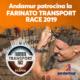 Andamur patrocina la Farinato Transport Race 2019