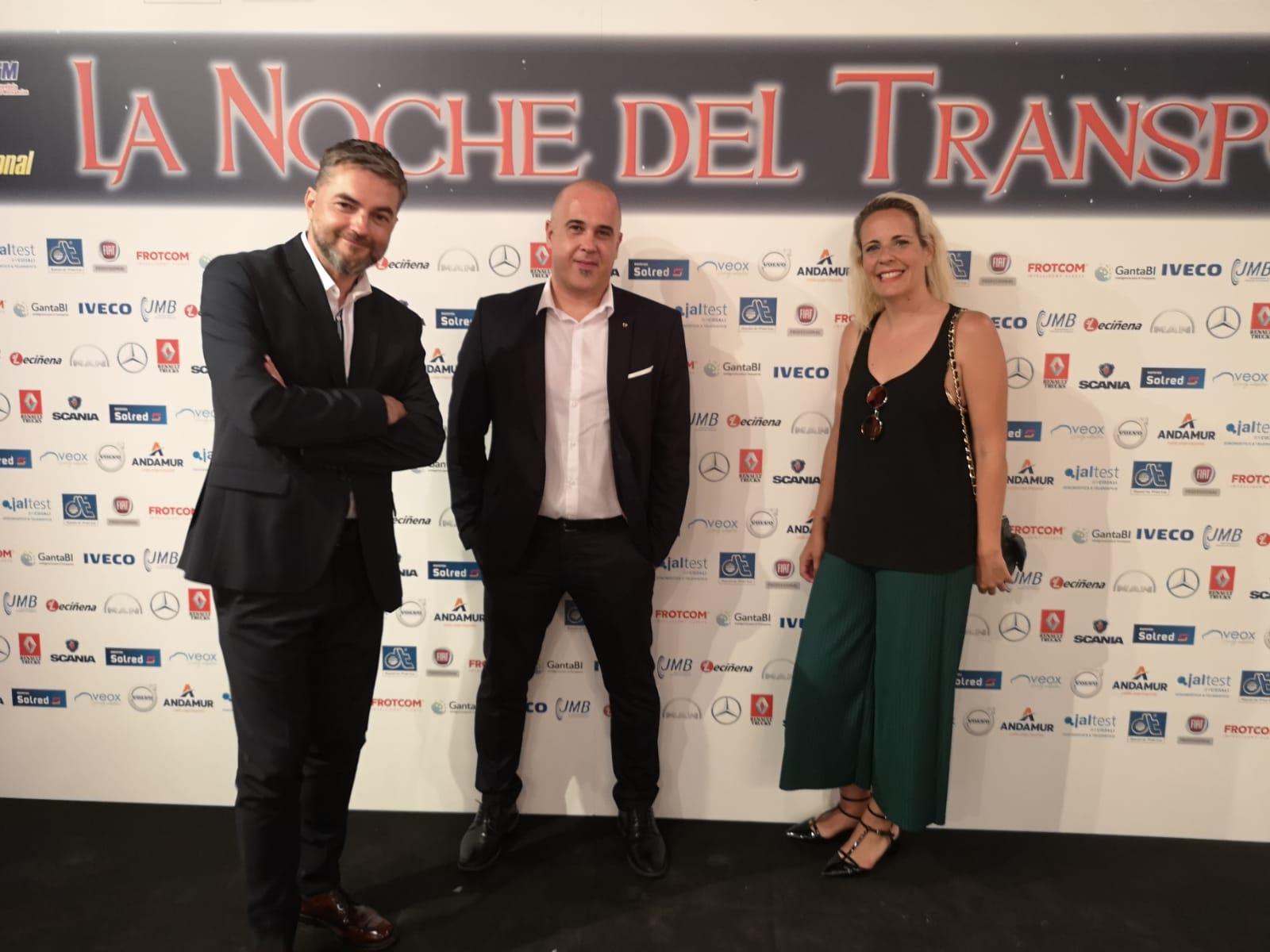 NOCHE DEL TRANSPORTE