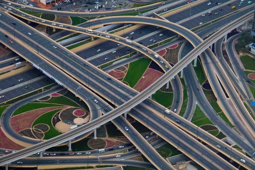 El transporte español de mercancías por carretera aumenta en Europa un 21%.