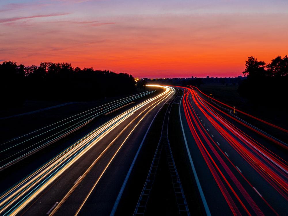 Claves para la conducción nocturna en ruta